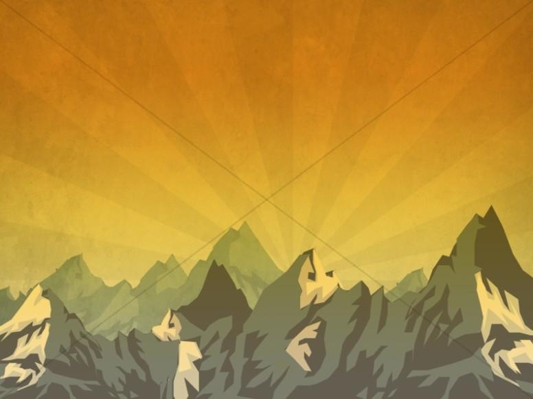 Mountain Bible Backgrounds