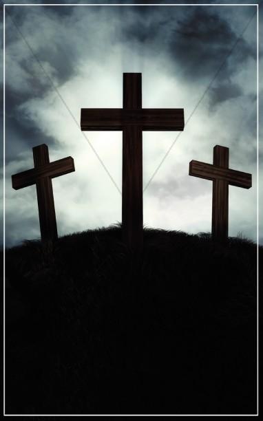 Calvary Church Bulletin Cover