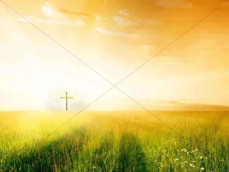 Good Friday Worship Background Slide