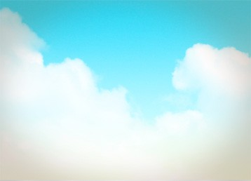 Clouds  Worship Video Background