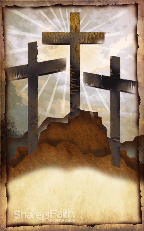 Golgotha Church Bulletin Cover