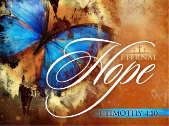 Eternal Hope Church PowerPoint