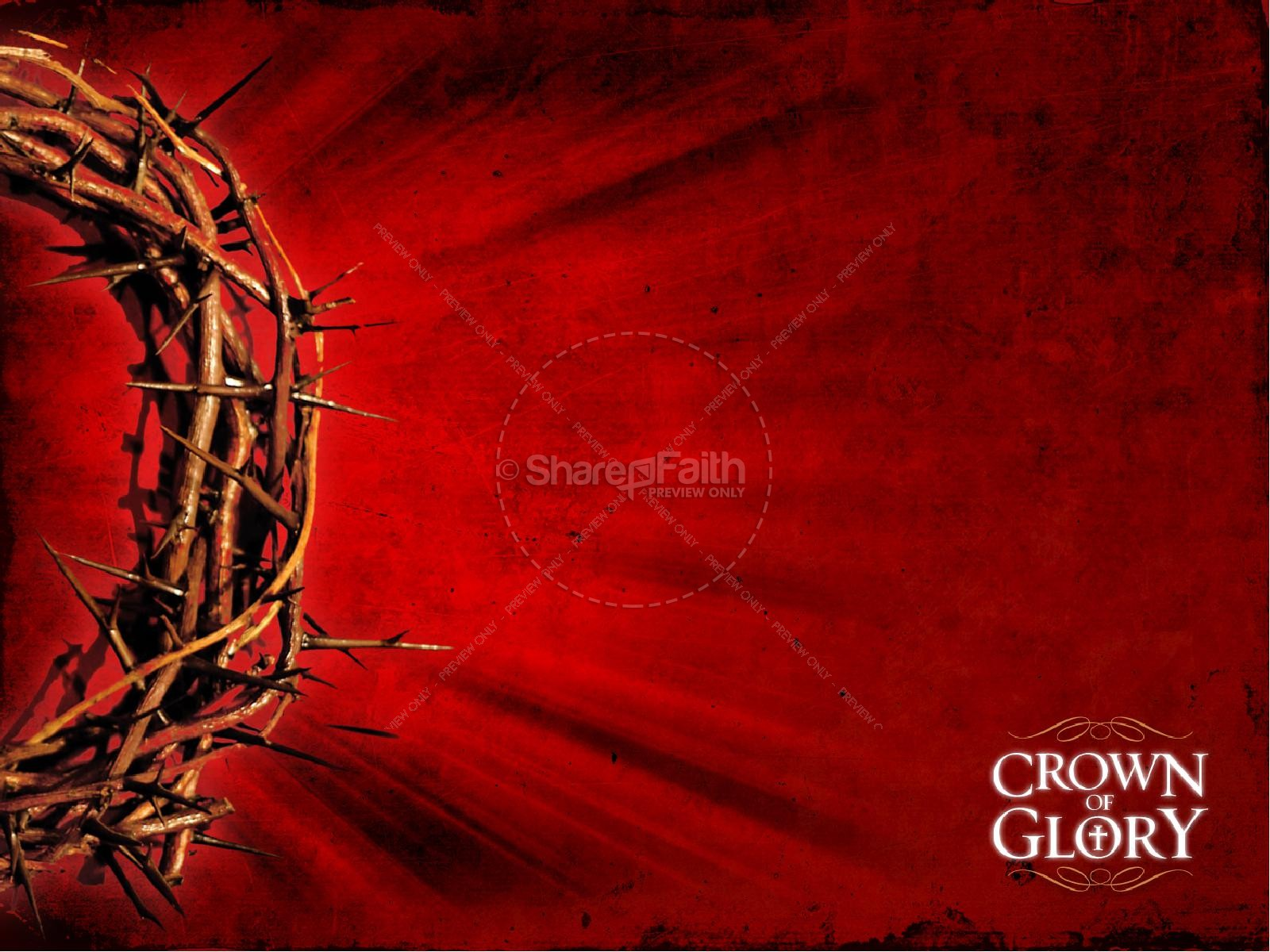Thorn Crown Church PowerPoint