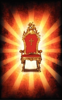 Eternal King Church Bulletin Cover
