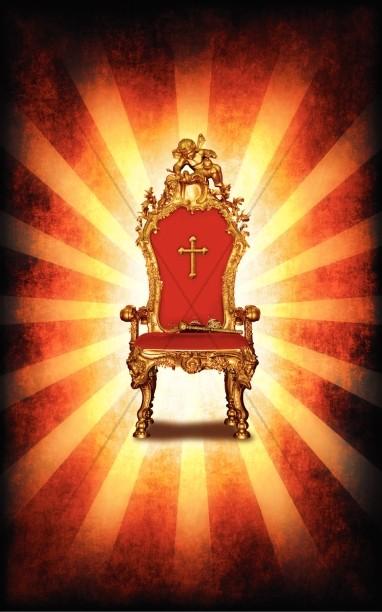 Eternal King Church Bulletin Cover