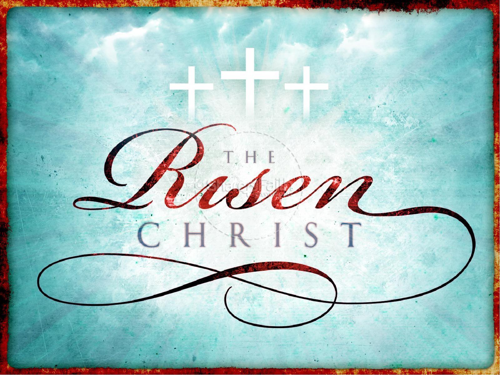 The Risen Christ Church PowerPoint | slide 2