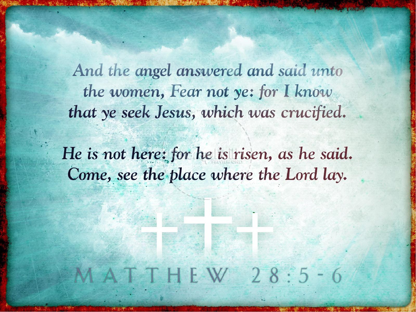 The Risen Christ Church PowerPoint