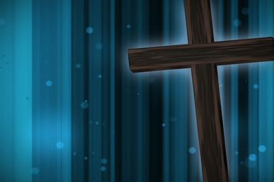 Communion Cross Worship Video
