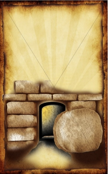Empty Tomb Bulletin Cover