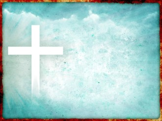Cross Worship Background