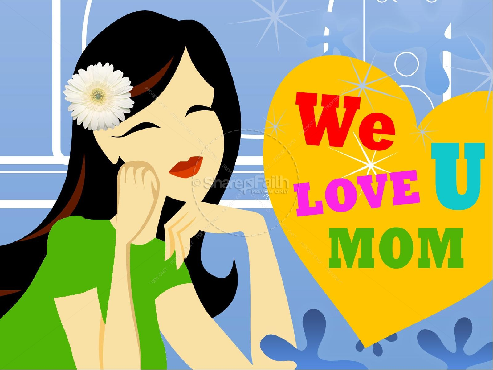 Mother's Day Love PowerPoint | slide 1