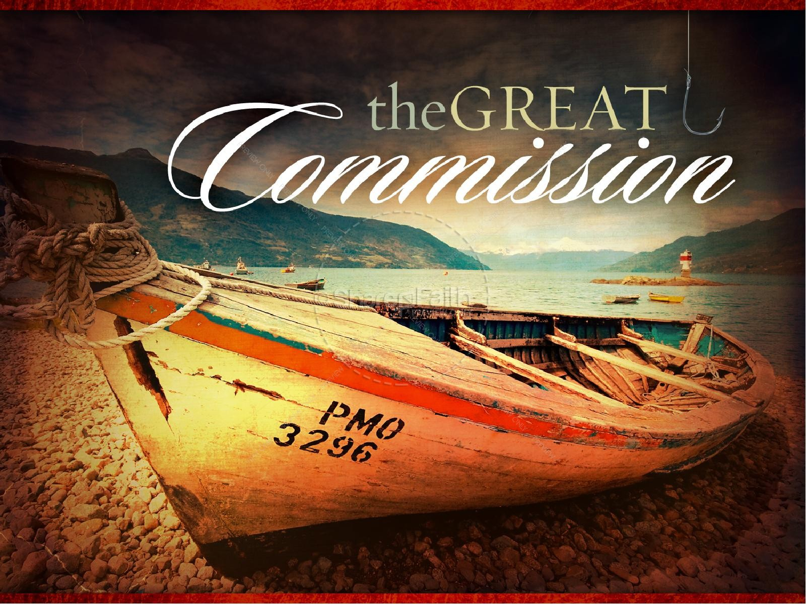 The Great Commission PowerPoint