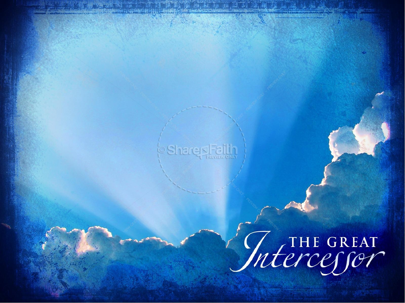 The Great Intercessor PowerPoint Slideshow | slide 4