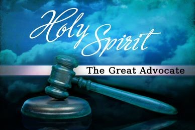 Holy Spirit The Great Advocate Video Loop