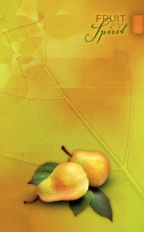 Patience Fruit Of The Spirit Bulletin Cover