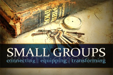Small Groups Video Splash Screen Loop