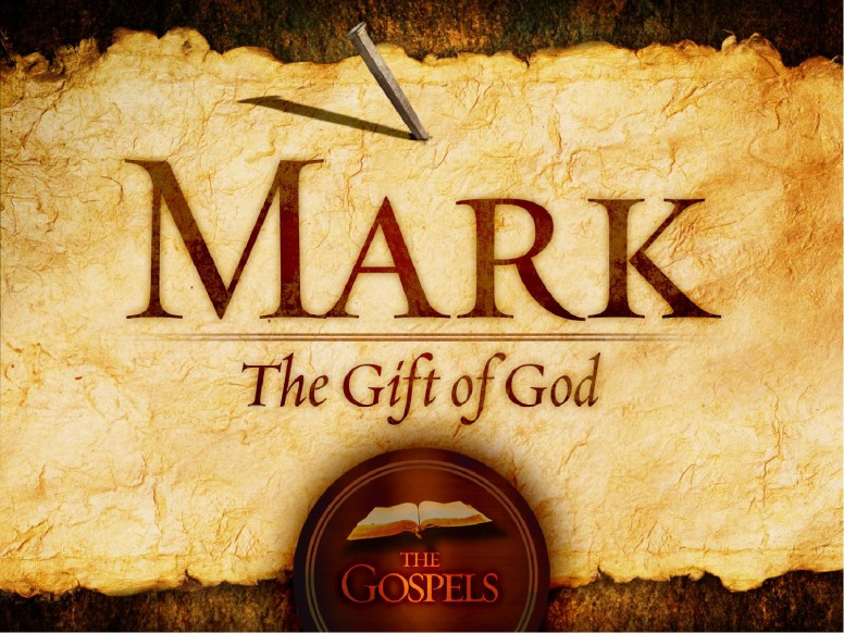 The Gospel Of Mark Powerpoint Template