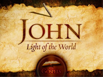 John's Gospel PowerPoint Template