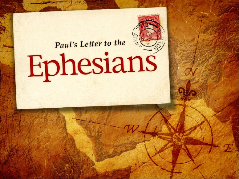 The Book of Ephesians PowerPoint Template