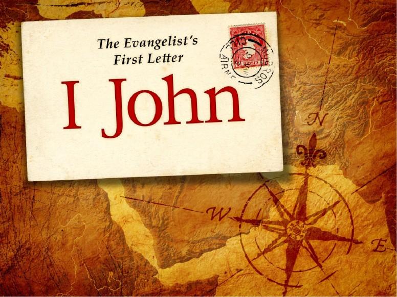 Book of 1 John PowerPoint Template