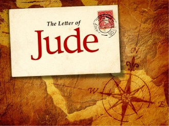 The Book Of Jude PowerPoint Template
