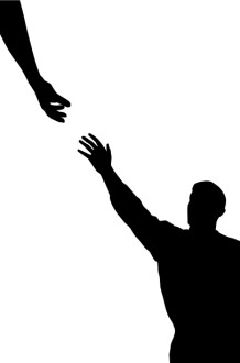 Helping Hand Christian Clipart
