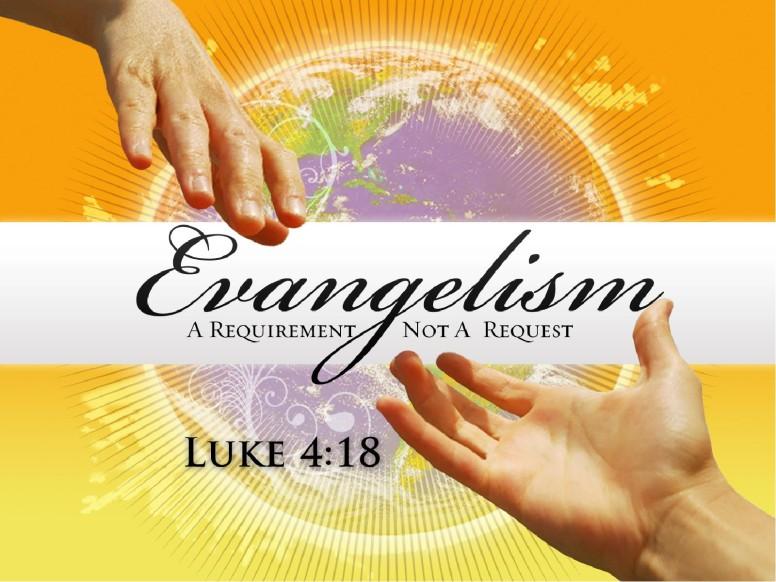 Evangelism PowerPoint Template