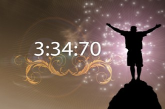 Five Minute Worship Countdown Timer