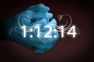 Praying Hands 2 Minute Countdown Timer