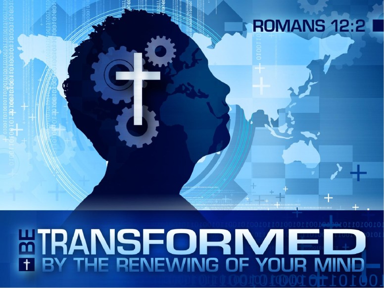Be Transformed Christian PowerPoint