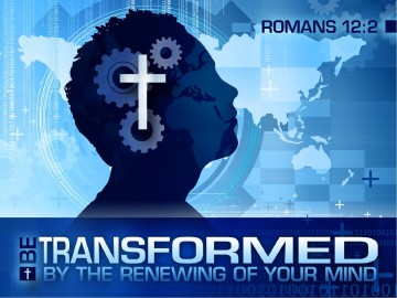 Transformation Of The Mind PowerPoint Sermon