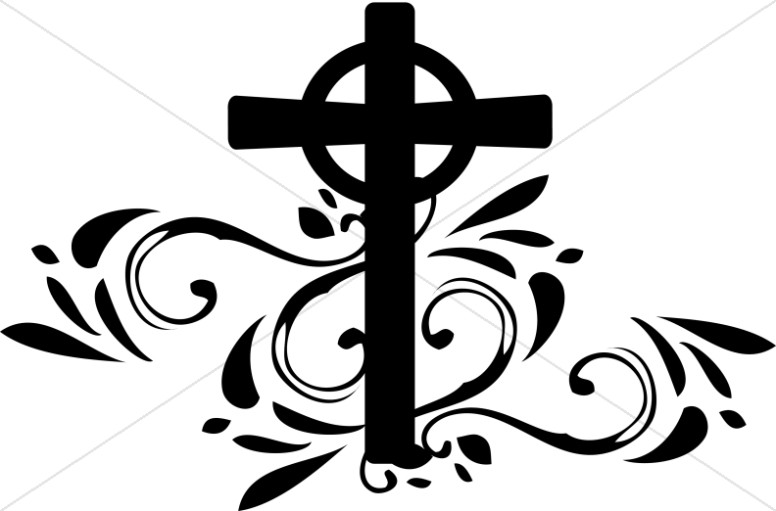 Celtic Cross Clipart