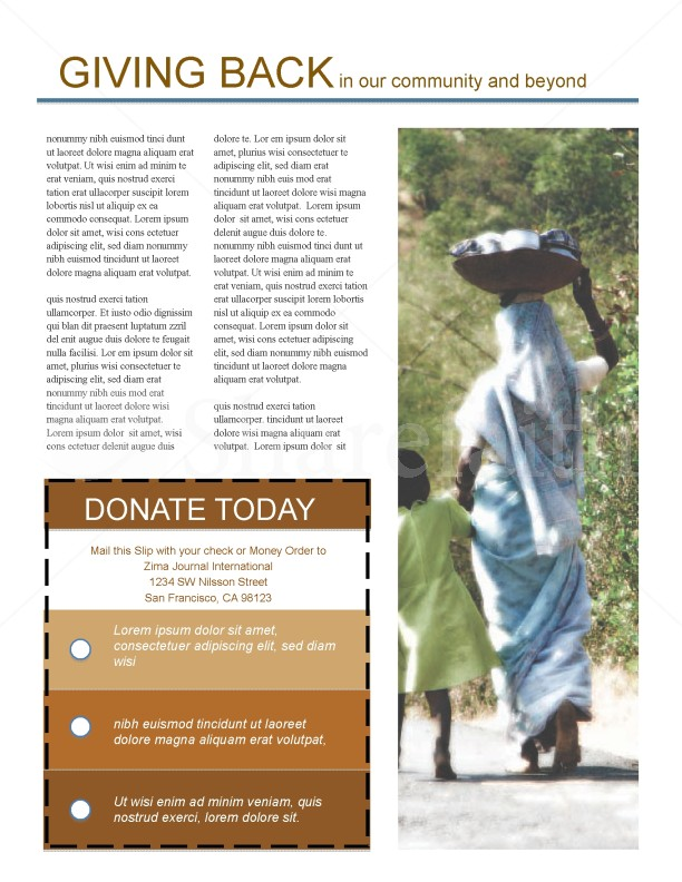 Humanitarian Aid Newsletter