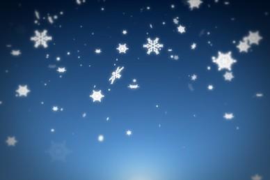 Snowflakes Video Loop