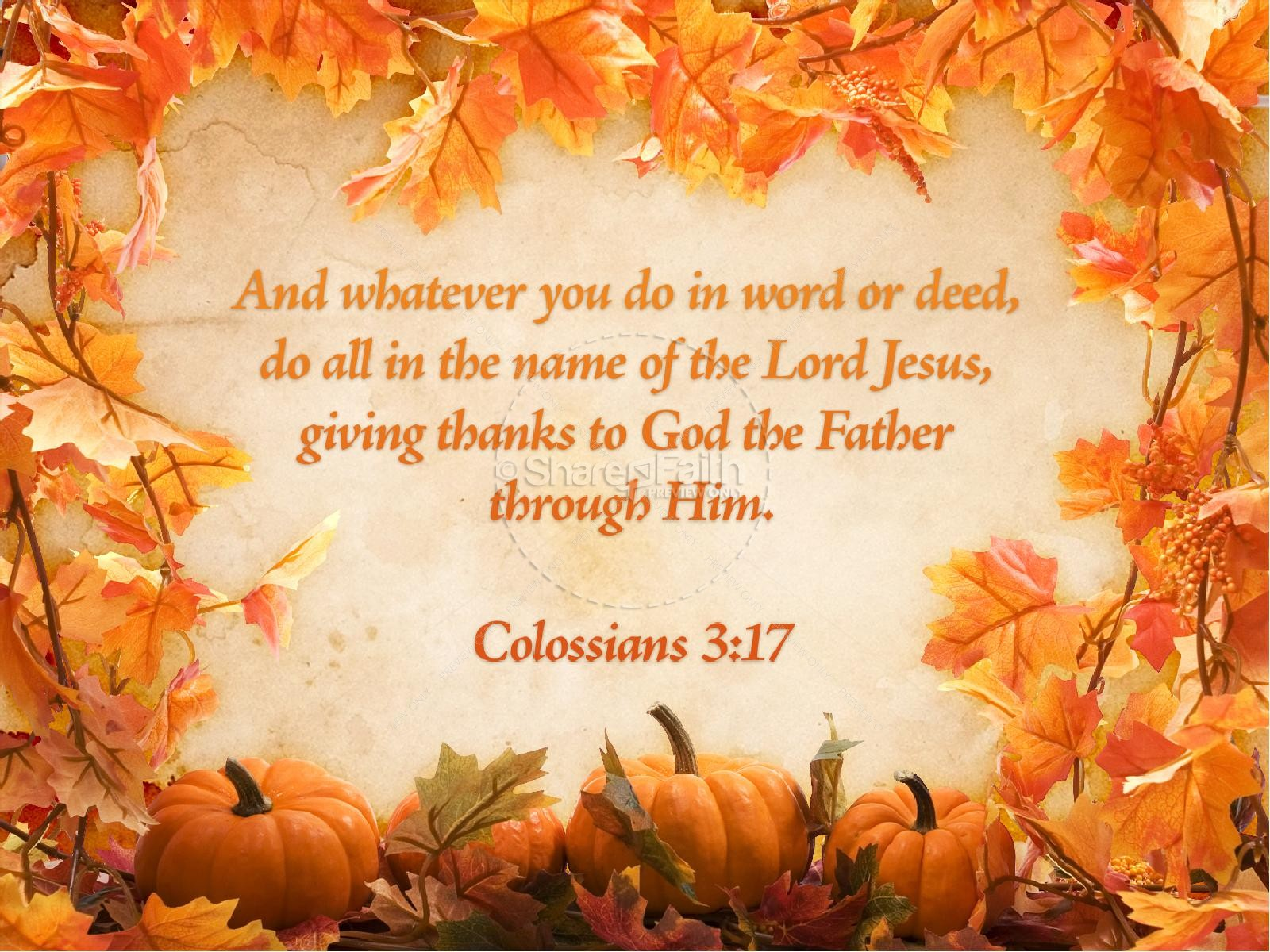 thanksgiving sermon psalm 100