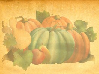 Harvest Celebration Worship Background