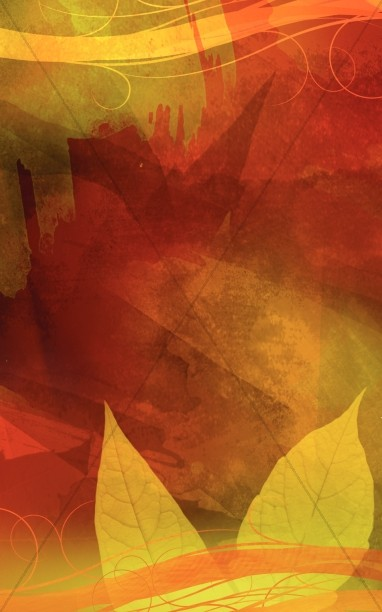 Leaves Of Change Worship Background Worship Backgrounds