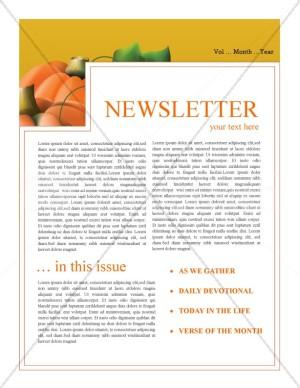 Pumpkin Church Newsletter