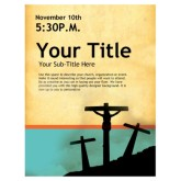 Three Crosses Church Flyer