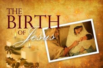 Birth Of Jesus Video loop