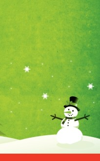 Christmas Holiday Bulletin Cover