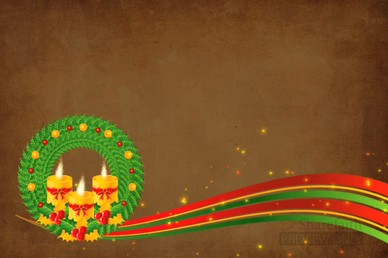 Christmas Video Background