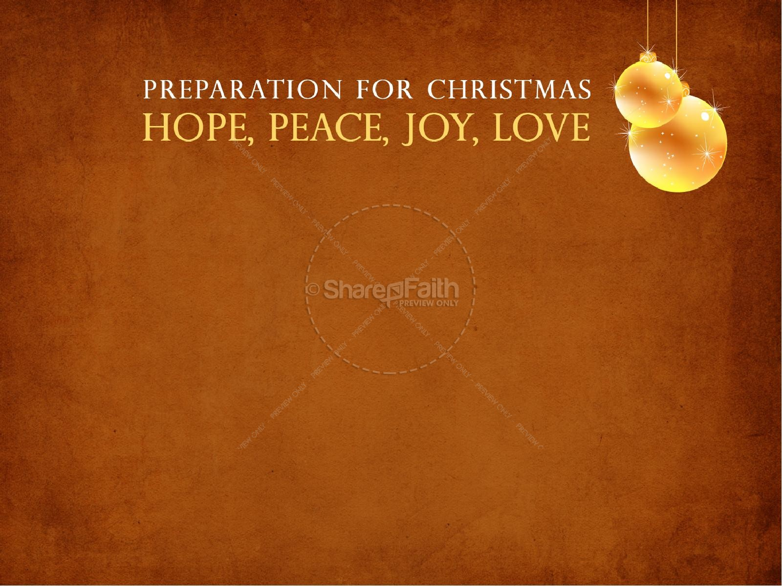 Advent Sermon PowerPoint | slide 5