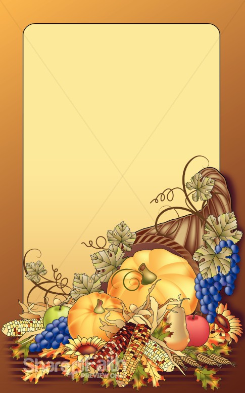 Cornucopia Bulletin Cover