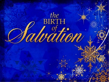 Birth of Salvation Church PowerPoint