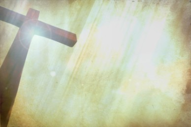 Vintage Cross Worship Background Video