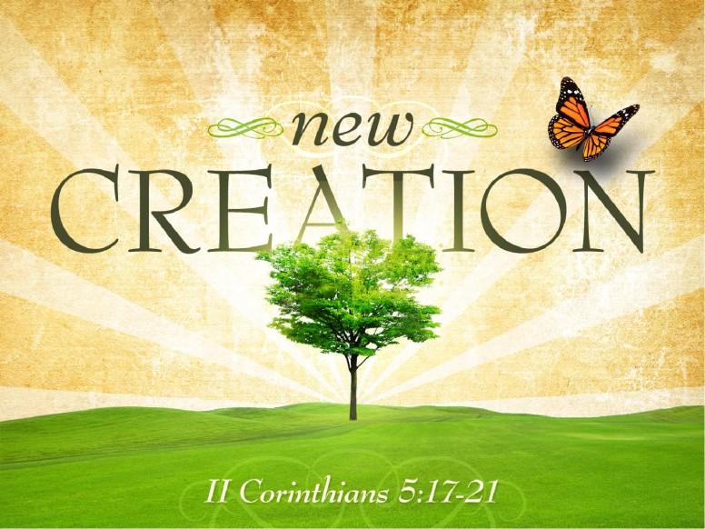 New Creation PowerPoint Sermon