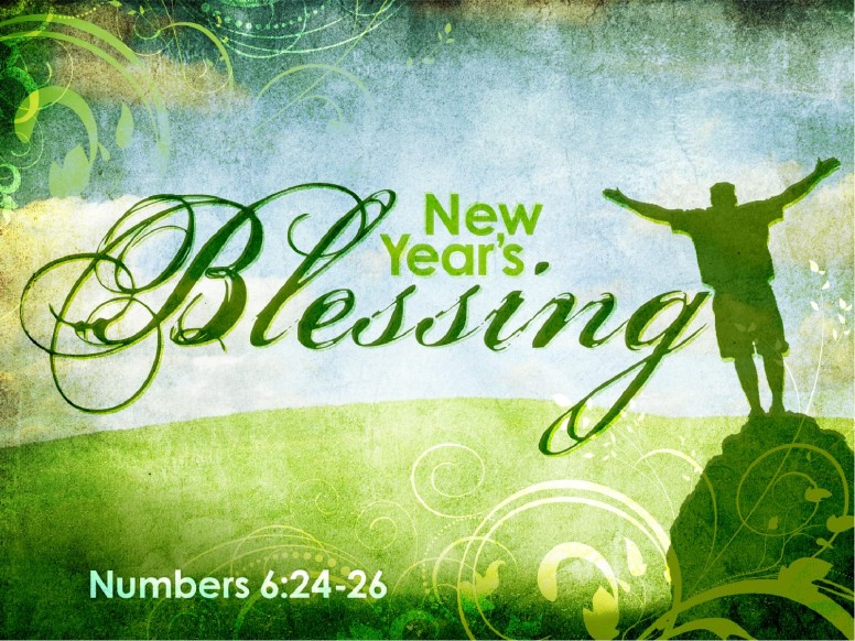 New Years Blessing PowerPoint Sermon