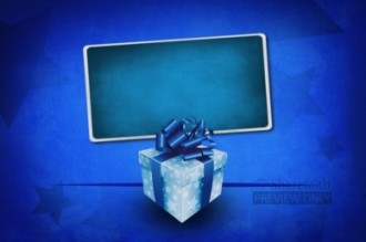 Christmas Gifts Video Loop