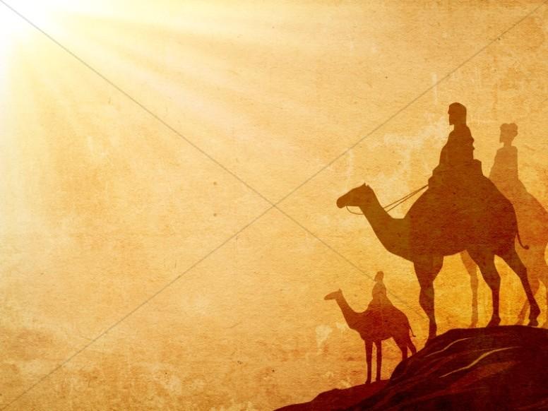 Nativity Worship Background